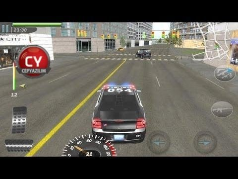 Burnin Rubber Crash N Burn Cool D Car Driving Game