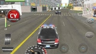 Mad Cop 3 Police Car Race Drift - Android & iOS GamePlay