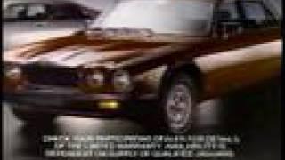 1988 Jaguar TV Commercial Advert thumbnail