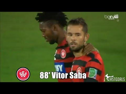 Gol Vitor Saba - Es Sétif 2 Vs Western Sydney Wanderers FC 2 - Mundial de Clubes 2014
