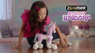Zoomer | Enchanted Unicorn | TV Commercial