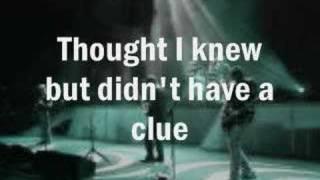 Thought I Knew - Weezer w/ Lyrics