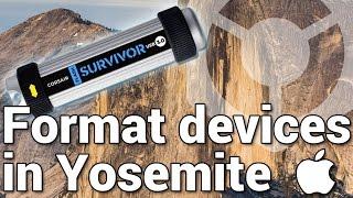 Rekordbox: Format USB FAT32 on OSX Yosemite by DJResource