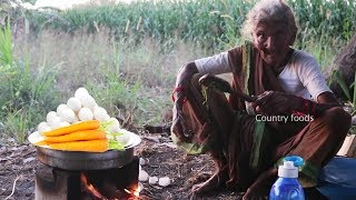eggs fry with carrot |Yummy eggs carrot fry by 106 granny