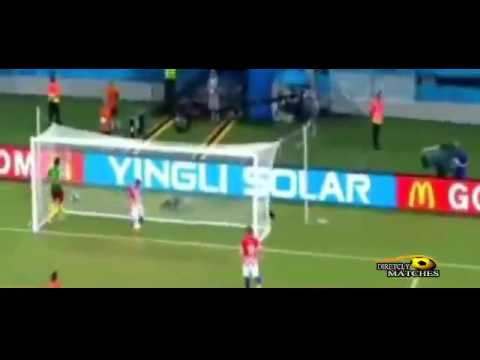 Cameroon vs Croatia 2014 0 4 ~ All Goals and Highlights ~ World Cup 2014
