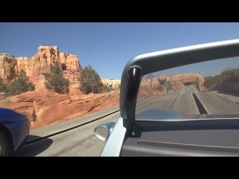 Radiator Springs Racers (On-Ride) Disney California Adventure