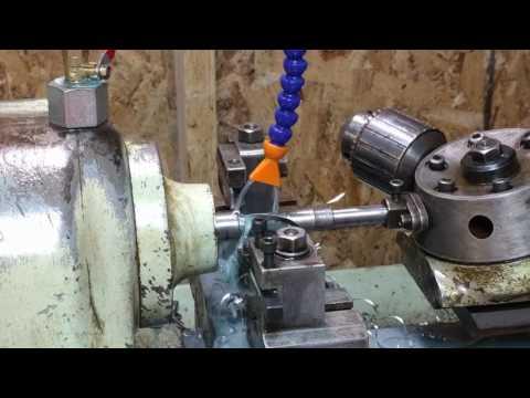 Trailer park machine shop titanium nails