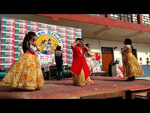 Chanda ne kha taro se गाने में बहूत beautiful dance jarur dekhe