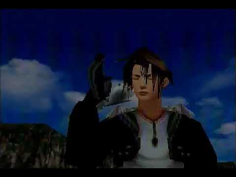 Final Fantasy 8 - leveling up on Fastitocalon-F to max strength