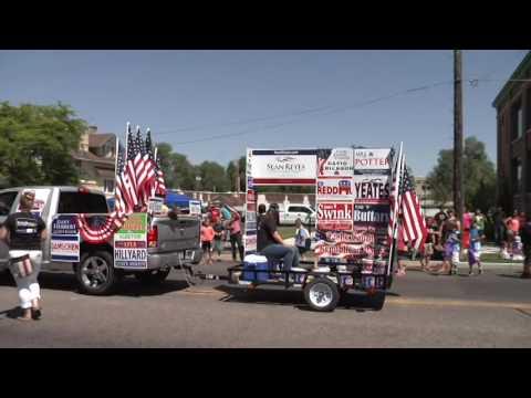 Pioneer Day 2016 Parade Logan City Utah