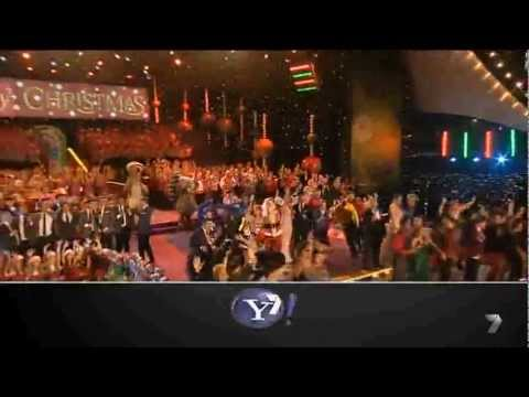 Group performance at Carols in the Domain 2012 mp3