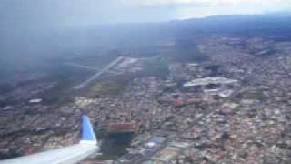 Pluna CRJ 900 - Curitiba - Montivideo - Take off from runway 33