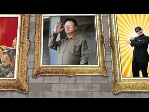 PSY   GANGNAM STYLE 강남스타일 PARODY! KIM JG STYLE!   Key of Awesome  63