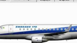 Embraer E-Jets Series 170