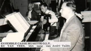Casse Musette & André Vallée - Il fait des bonds ( le Pierrot qui danse )  ( 19?? )
