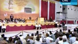 Concluding Address Jalsa Salana Germany 2011