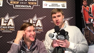 How Ilya Bryzgalov Saved the NHL All-Star Game