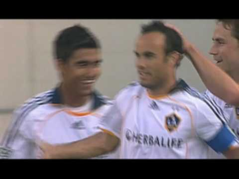 Landon Donovan Wins the MLS Goal of the Year