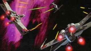 Игромания-Flashback: Star Wars: X-Wing (1993)