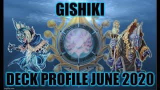 Gambar cover GISHIKI DECK PROFILE (JUNE 2020) YUGIOH!