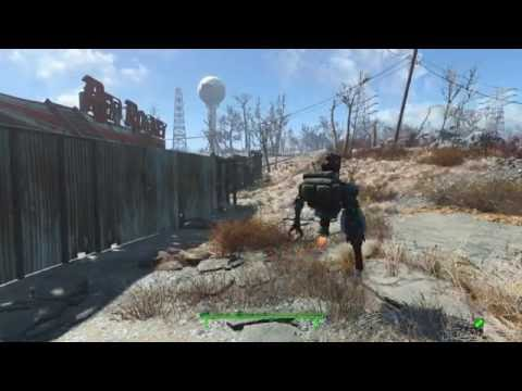 Fallout 4: Fast Travel Welcome Mat - How To