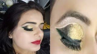 рдХрдо рдмрдЬрдЯ рдХреЗ рдореЗрдХрдЕрдк рдкреНрд░реЛрдбреЗрдХреНрдЯ рд╕реЗ рдЕрдкрдирд╛ рд▓реБрдХ рдЪреЗрдВрдЬ рдХрд░реЗ!!look my makeup in Bombay salon!!smokey eyemakeup B&G