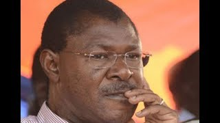 Wetangula criticizes President Uhuru for skipping debate