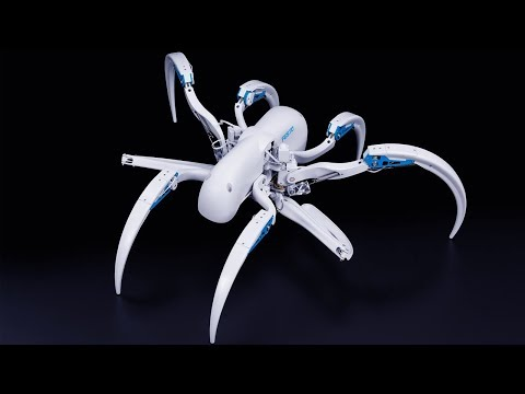 5 Amazing BIONIC ROBOTS with Artificial Intelligence by Festo Robotics