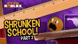 Entfliehen Sie der geschrumpften Schule Obby #2!!!   Roblox