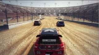 DiRT 3 - Real racing drivers, this is REAL Rallycross !!