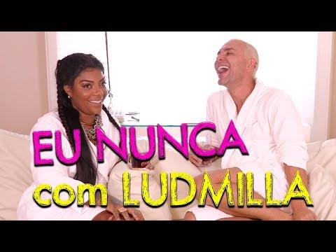 Eu Nunca com Ludmilla  HotelMazzafera