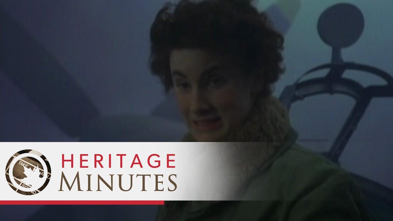 Heritage Minutes: Marion Orr