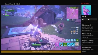 FORTNITE LIVESTREAM [TRADING ACCOUNTS]