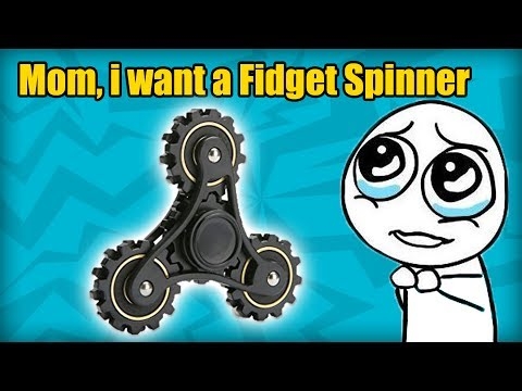 Thumbnail: The Most Badass DIY Fidget Spinner of All Time