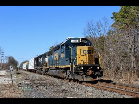South Jersey Trains- February 2018.