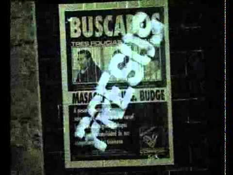 Masacre de Budge (reconstrucción del hecho) 1988 - festival 20 años