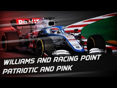 Williams And Racing Point Livery Launch Reaction