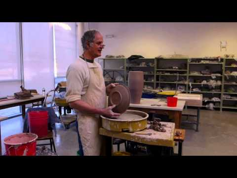 Mark Hewitt, Visiting Artist at Ceramics Program, Office for the Arts at Harvard 2/20/2015 on YouTube