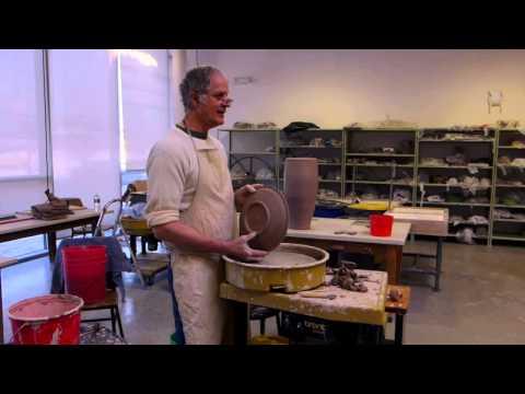 Mark Hewitt, Visiting Artist at Ceramics Program, Office for the Arts at Harvard 2/20/2015 on YouTube