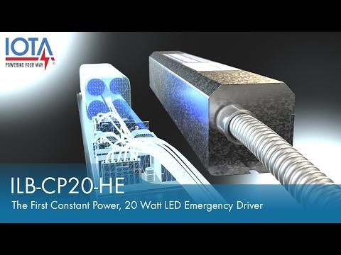 Video - ILB CP20 HE