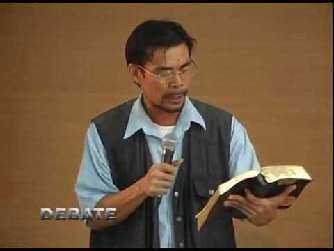 Iglesia ni cristo and hookup daan debate by elie