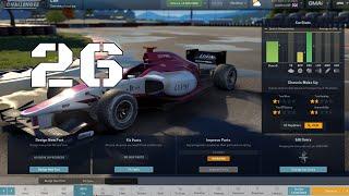 Let´s Play Motorsport Manager Underdog Challenge Predator Racing Part 26