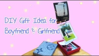 [sunny Diy] Simple Gift Idea For Boyfriend/girlfriend- Photo Chain