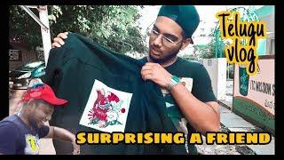 Sunday vlog | designing a denim jacket | Telugu vlog | Tanveer Lifestyle