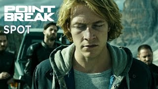 """Point Break (Luke Bracey, Edgar Ramirez) - Spot 30"""""""