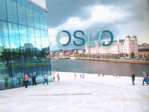 Viagem a Oslo || Julho 2016 || Essência Rosa
