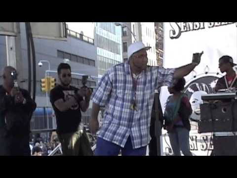 MILLION MARIJUANA MARCH and CANNABIS RALLY at Union Square Park NYC, May 2, 2015 part 3 of 3 Sensi S
