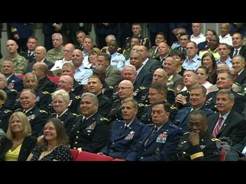 DOD News Update: Carter Speaks at National Guard Bureau Change-of-Responsibility Ceremony