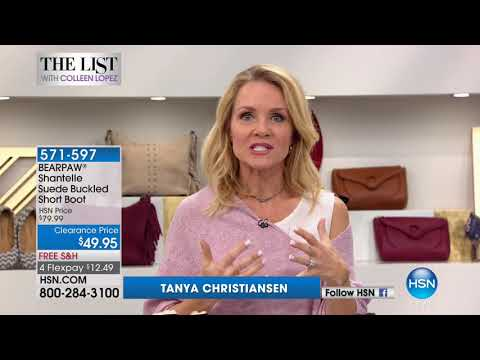 HSN | The List with Colleen Lopez 11.30.2017 - 09 PM