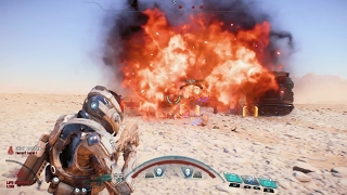 MASS EFFECT Andromeda | Gameplay Series: Combat - Part 1 (2017)